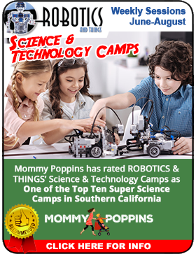 Robotics and Things Summer Camps 2019
