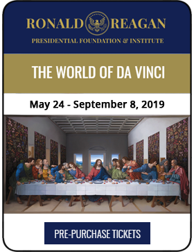 The World of da Vinci, features rare folios of the authentic, 600-year-old Codex Atlanticus. Come discover the true Leonardo da Vinci through these sources of inspiration: a workshop of ideas and designs for everyone.